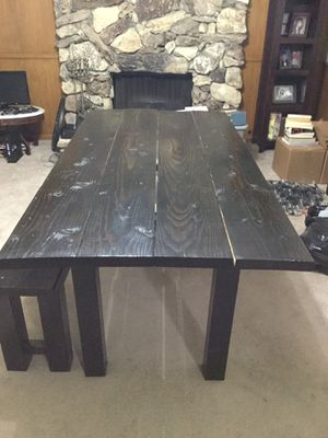 Custom made table for Sale in Fresno, CA