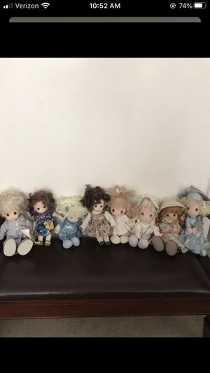 Precious moments dolls for Sale in Las Vegas, NV