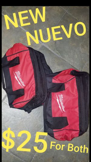 Milwaukee bags - new for Sale in Los Angeles, CA