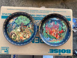 Tianex decorative plates for Sale in Philadelphia, PA