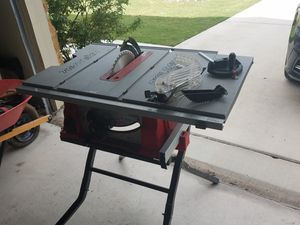 """Skilsaw 10"""" Table Saw for Sale in Pflugerville, TX"""