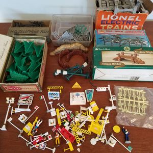Model Train Scenery Lot Lionel Slot Car for Sale in Chevy Chase, MD