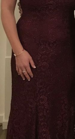 Maroon Dress Like New for Sale in Bloomington,  IL