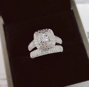 925 Sterling Silver Engagement/ Wedding Ring Size 10 for Sale in Jacksonville, FL