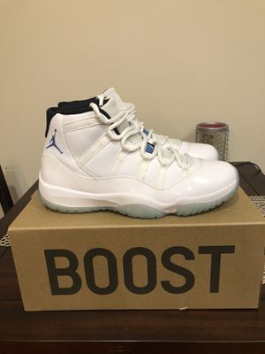 Jordan's - Jordan 11 legend blue size 12 for Sale in Pittsburgh, PA