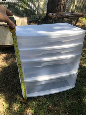 Plastic Drawers for Sale in Federal Way, WA