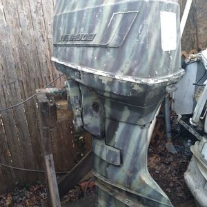 Evinrude 70hp Outboard Motor for Sale in Hyattsville, MD