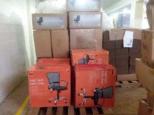NEW Office Chairs In Boxes for Sale in Belleville, WI