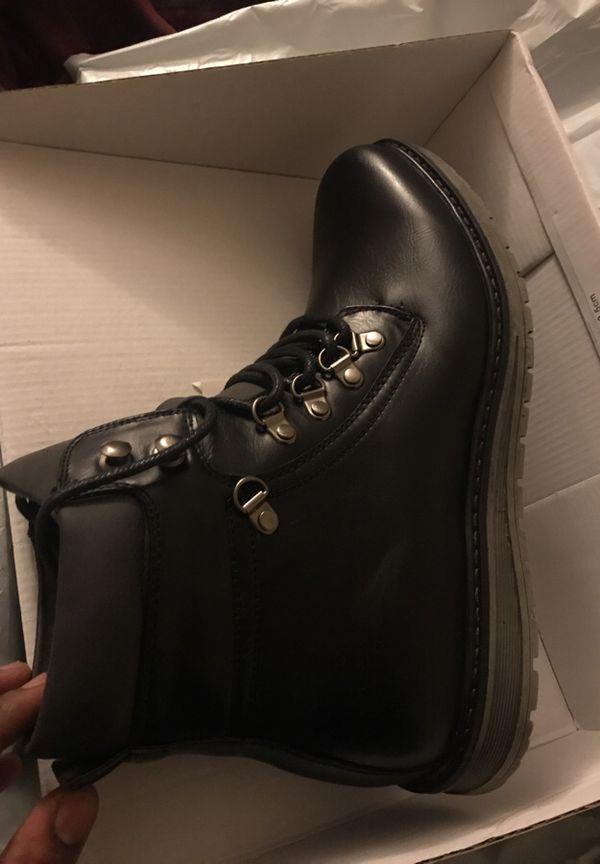 Boots! Size 11 men
