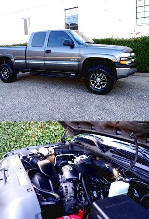2001 Chevrolet Silverado for Sale in Bradley, ME