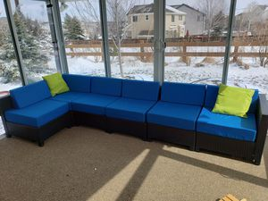 Outdoor Patio Wicker Furniture for Sale in Parker, CO