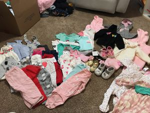 6-9months girls baby clothes for Sale in Silver Spring, MD
