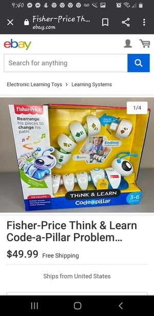 Kids Learning toy for Sale in Orlando, FL