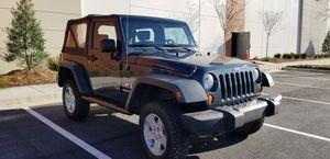 2007 Jeep Wrangler X for Sale in Suwanee, GA