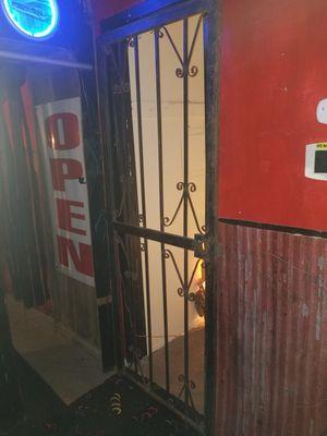 Iron door for Sale in San Antonio, TX