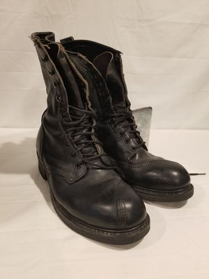Builtrite Military Linesman Police Fire Steel toe Work Boot size 13 for Sale in Norcross, GA