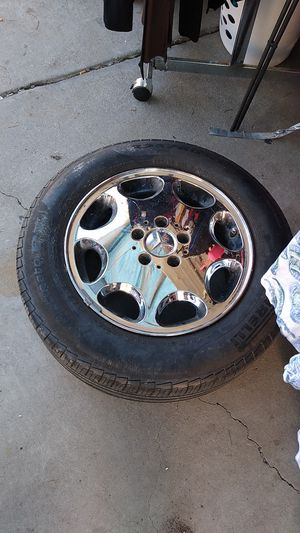 4set of rims Mercedes-Benz for Sale in Stockton, CA