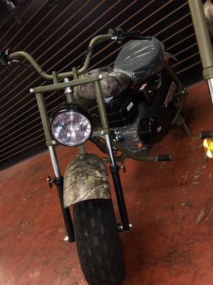 Motorcycle 200cc for Sale in Tyler, TX