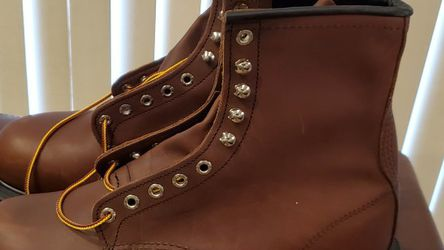 Red Wing Steel Toe Boots for Sale in Troy,  MI