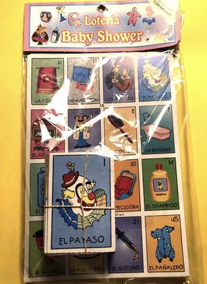 👶🏽🍼 Baby Shower Lotería 👶🏽🍼 for Sale in Hawthorne, CA