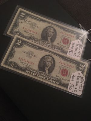 RED SEAL TWOS for Sale in Richmond, KY