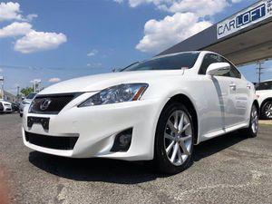 2011 Lexus IS 250 for Sale in Fredericksburg, VA