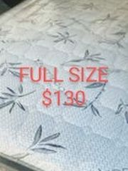 Full Size Mattress Pillow Top Special for Sale in Vernon,  CA