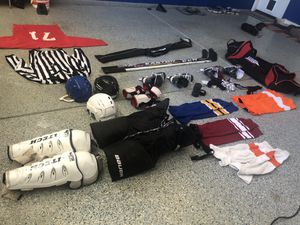 Used Adult Hockey Equipment for Sale in Bakersfield, CA