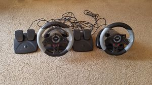 Ps3 Racing wheel 3 for Sale in San Diego, CA