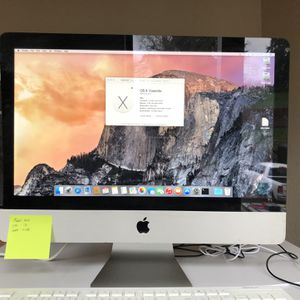 Apple iMac A1311 2011 - Wiped Clean & Working for Sale in Vancouver, WA