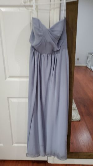 Dusty blue gown/formal/prom dress for Sale in Sacramento, CA