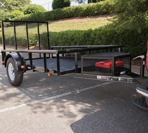 6x10 2020 new with title never used for Sale in Easley, SC