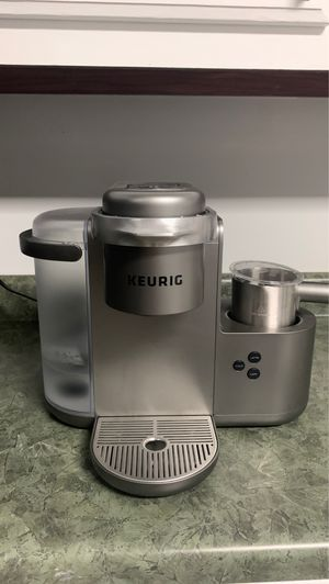 KEURIG® K-Café® Special Edition Single Serve Coffee, Latte & Cappuccino Maker for Sale in Blythewood, SC