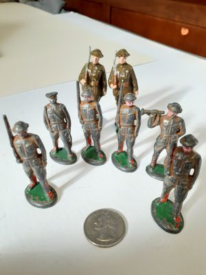 $20! Antique army man toys for Sale in Tacoma, WA
