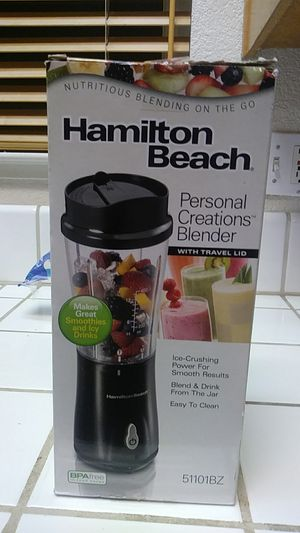 Hamilton Beach Personal Blender for Sale in Escalon, CA