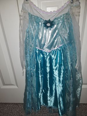 FROZEN DRESS for Sale in Orlando, FL