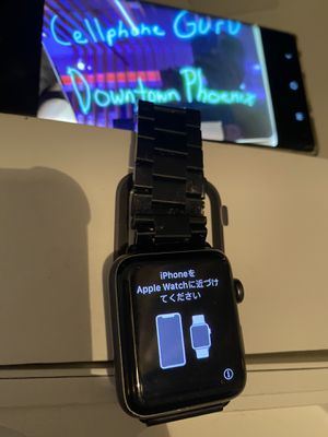 Apple Watch 3rd gen 42mm GPS + Bluetooth for Sale in Phoenix, AZ