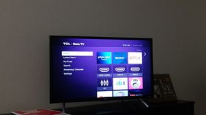 32 Inch LED TV, TCL Roku Smart TV for Sale in MIDDLEBRG HTS, OH