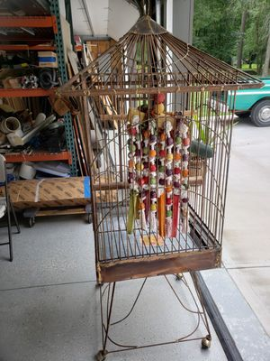Bird cage for Sale in Alpharetta, GA