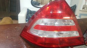 Used, 2005-2007 W203 Mercedes C Class Tri-REAR BRAKE LIGHTS for Sale for sale  Palmdale, CA