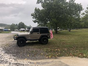 2005 Jeep Wrangler tj for Sale in Mineral City, OH