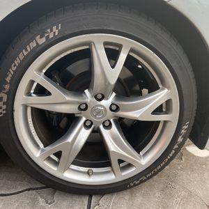 Nissan 370z Wheels for Sale in Miami Gardens, FL