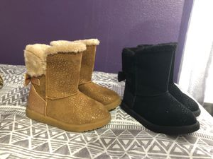 Toddler Girl Boots for Sale in Killeen, TX