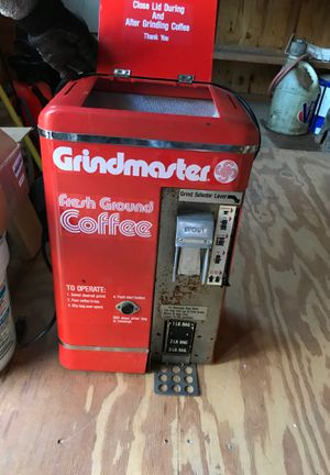Coffee grinder grind master works great just been sitting $300 for Sale in Hesperia, CA