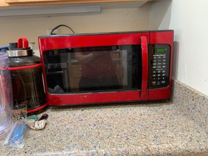 Hamilton beach 1 cu ft microwave needs to go this week for Sale in Martinez, CA