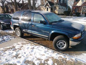 2003 Dodge Durango 3RD ROW for Sale in Detroit, MI
