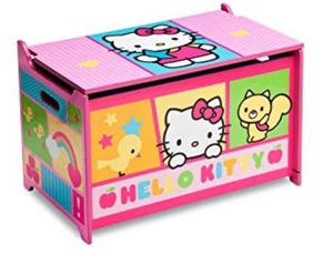 Hello kitty toy box for Sale in Hayward, CA