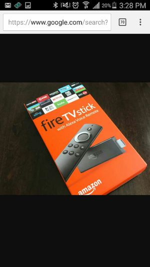 Fire stick unlocked for Sale in Columbus, OH