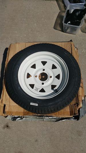 Trailer rim and tire for Sale in Chula Vista, CA