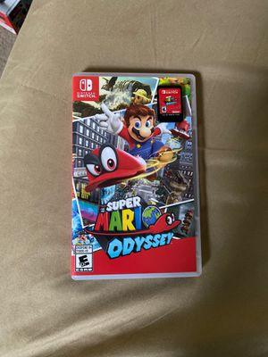 Super Mario Odyssey for Sale in Dunwoody, GA